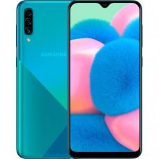 Samsung Galaxy A30s 4/64GB Green (SM-A307FZGVSEK) + 400 грн на пополнение счета в подарок!
