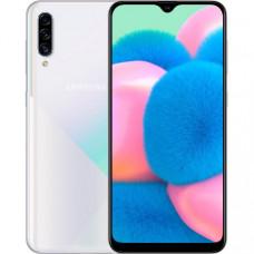 Samsung Galaxy A30s 4/64GB White (SM-A307FZWVSEK) + 400 грн на пополнение счета в подарок!