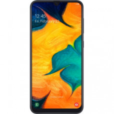 Samsung Galaxy A30 Duos 3/32Gb Black + Карта памяти Samsung Evo на 128Gb в подарок!