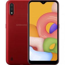 Samsung Galaxy A01 2/16GB Red (SM-A015FZRDSEK)