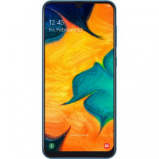 Samsung Galaxy A30 Duos 3/32Gb Blue + Карта памяти Samsung Evo на 128Gb в подарок!