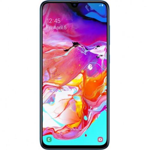 Купить Samsung Galaxy A70 6/128GB Blue (SM-A705FZBUSEK) + Карта памяти на 128Gb в подарок!
