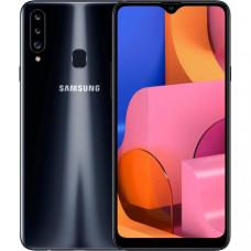 Samsung Galaxy A20s 3/32GB Black (SM-A207FZKDSEK) + 365 грн на пополнение счета в подарок!
