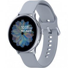 Умные часы Samsung Galaxy Watch Active 2 44mm Aluminium Silver (SM-R820NZSASEK) + Карта памяти на 64Gb в подарок!
