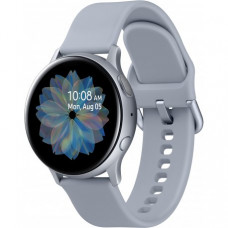 Умные часы Samsung Galaxy Watch Active 2 40mm Aluminium Silver (SM-R830NZSASEK) + Карта памяти на 64Gb в подарок!