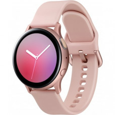 Умные часы Samsung Galaxy Watch Active 2 40mm Aluminium Gold (SM-R830NZDASEK) + Карта памяти на 64Gb в подарок!