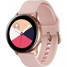 Умные часы Samsung Galaxy Watch Active Rose Gold (SM-R500NZDASEK) + Карта памяти на 64Gb в подарок!