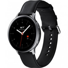 Умные часы Samsung Galaxy Watch Active 2 44mm Stainless steel Silver (SM-R820NSSASEK) + Карта памяти на 128Gb в подарок!