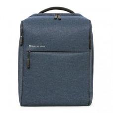 Рюкзак для ноутбука Xiaomi Mi minimalist urban Backpack Dark Blue (1162900004/ZJB4068GL/MiCB_DB)