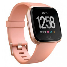 Смарт часы Fitbit Versa Fitness Watch Peach/Rose Gold Aluminum (FB505RGPK)