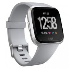 Смарт часы Fitbit Versa Fitness Watch Gray / Silver Aluminum (FB505SRGY)