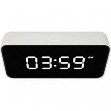 Часы будильник Xiaomi Xiao AI Smart Alarm Clock White (AL01ZM)