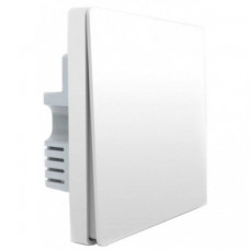 Умный выключатель Aqara Smart Light Switch (Double-Button) (QBKG03LM)