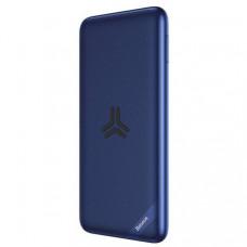 Внешний аккумулятор Baseus Power Bank Wireless Charger Baseus S10 Bracket 10000mAh Blue (PPS10-03)
