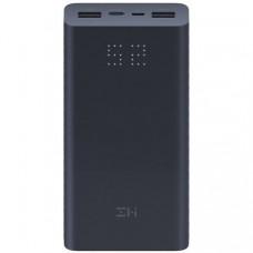 Внешний аккумулятор Xiaomi Power Bank ZMI (QB822) 20000 mAh Type-C Black