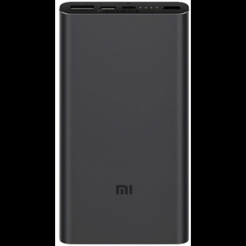 Купить Xiaomi Mi Power Bank 3 10000 mAh Black (PLM012ZM) (VXN4253CN)