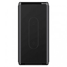 Внешний аккумулятор Baseus Power Bank Wireless Charger Dual Coil QC3.0 10000mAh Black