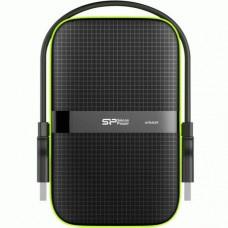 Silicon Power Armor A60 1TB SP010TBPHDA60S3K USB 3.0 Black