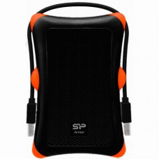 Silicon Power Armor A30 1TB SP010TBPHDA30S3K USB 3.0 Black