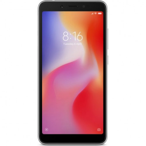 Купить Xiaomi Redmi 6 3/32 Grey
