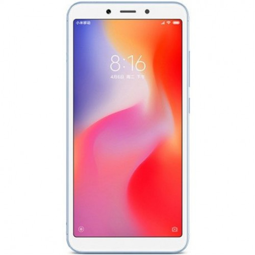 Купить Xiaomi Redmi 6 3/32GB Blue