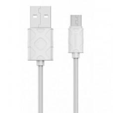 Кабель Baseus Yaven Series USB - Micro USB 1m White