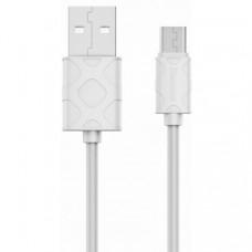 Кабель Baseus Yaven Series USB - Micro USB 1m White (CAMUN-02)