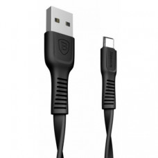 Кабель Baseus Tough Series USB - USB Type C Black