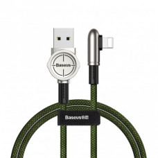 Кабель Baseus Exciting Lightning Cable 2.4A 1m Green (CALCJ-A06)