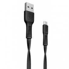 Кабель Baseus Tough Series USB - Micro USB 1m Black